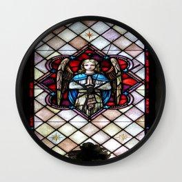 Pray Today Wall Clock