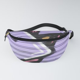 Street Art - Violet Urban Collection Fanny Pack