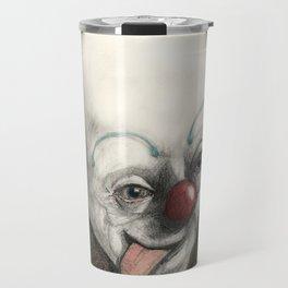 Clown numb12r Travel Mug