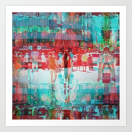 you see your programmatic mind surrenders appetite Art Print