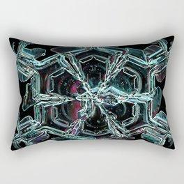 Caribbean in the Snow Rectangular Pillow