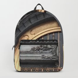 Montreal Architectural Detail Backpack