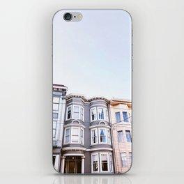 San Francisco Victorians iPhone Skin