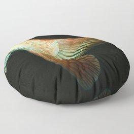 Fishy Tail Floor Pillow