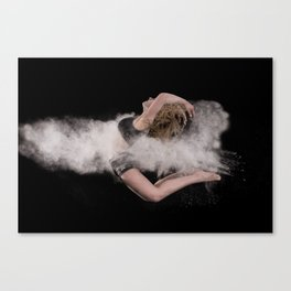 All we are is dust Canvas Print