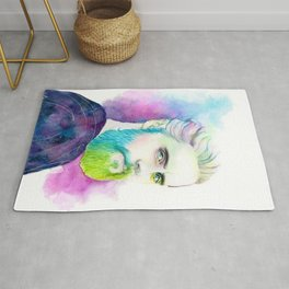 Monolith | Colourful Jared Leto Rug