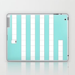 (very) Long Toilet Paper Laptop & iPad Skin