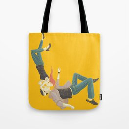fall in love with me Tote Bag
