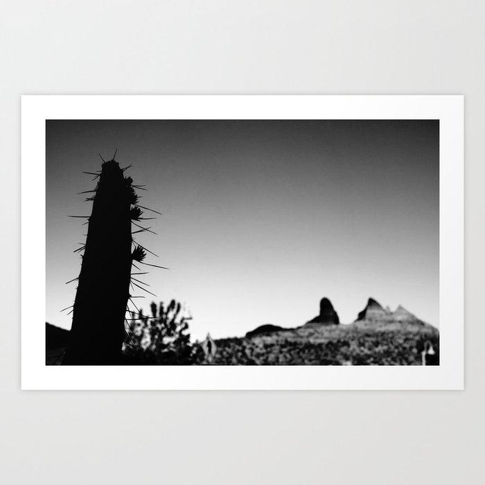 Cactus Art Print