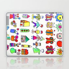 children at home Laptop & iPad Skin
