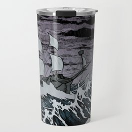 Galleon Travel Mug