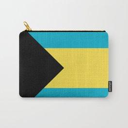 Flag: The Bahamas Carry-All Pouch