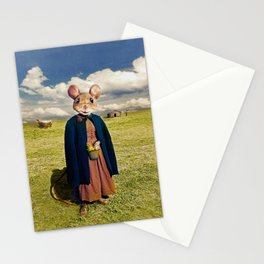 Little Mouse on the Prairie Stationery Cards