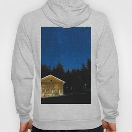 Cabin Under the Stars Hoody