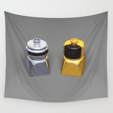 Duplo Daft Punk Wall Tapestry