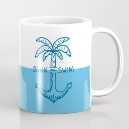 Sink or Swim Coffee Mug