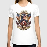 forever young T-shirts featuring FOREVER YOUNG by Tim Shumate
