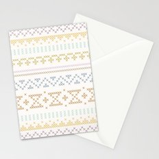 Stitched Stationery Cards
