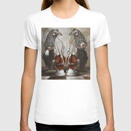 Les Cavalières Blanches T-shirt