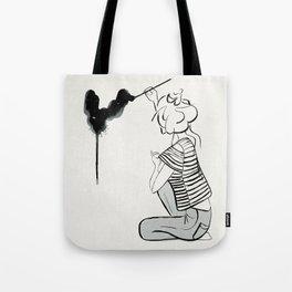 Creative Space Tote Bag