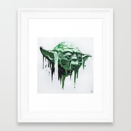 Force of nature Framed Art Print