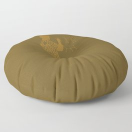 I Gotta See About a Girl -Good Will Hunting Floor Pillow