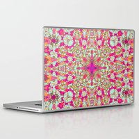 poetry Laptop & iPad Skins featuring Poetry by Ingrid Padilla