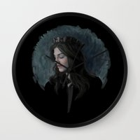 ruby Wall Clocks featuring Ruby by Armellin
