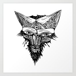 Dreamlord I Art Print
