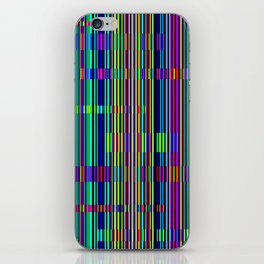 Re-Created Urban Landscape XII by Robert S. Lee iPhone Skin