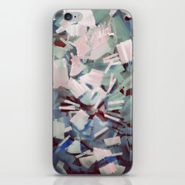 Abstract Stone Chaos iPhone Skin