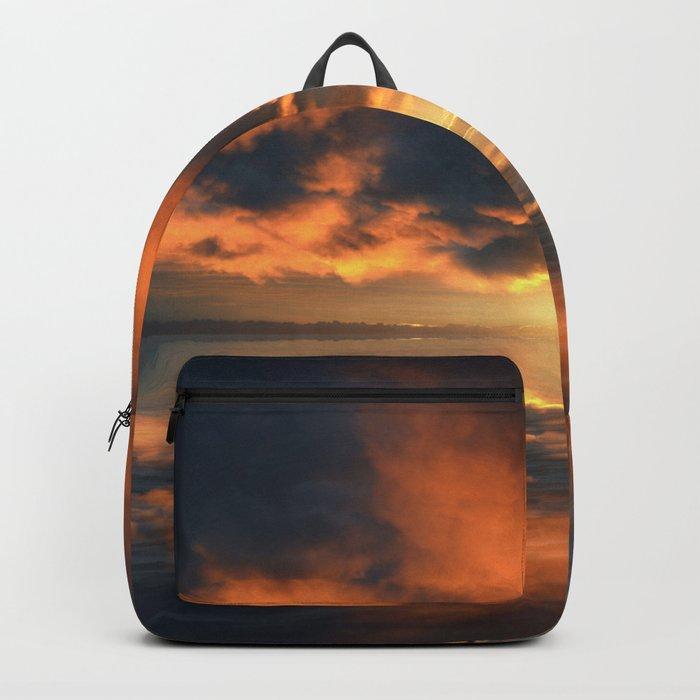 Magical Sunset II Backpack