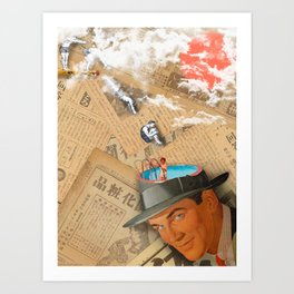 """""""May In Moscow Pt. 2"""" by Butter And Salmon Art Print"""