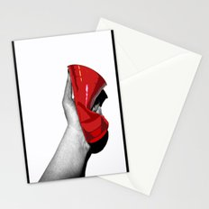 Red Cup Stationery Cards