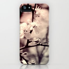 Tree Blossom iPhone Case