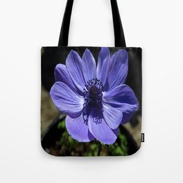 Grecian Windflower Tote Bag