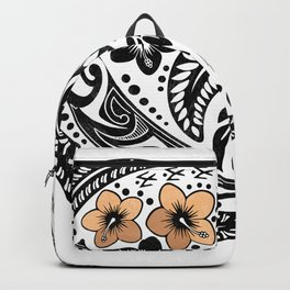 Polynesian Tribal Backpack