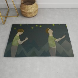 Sometimes, we need to acknowledge our powerlessness and just let go of certain things Rug