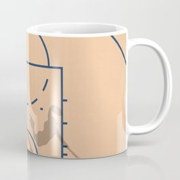 Slam Dunking  Coffee Mug
