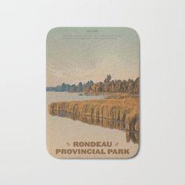 Rondeau Provincial Park Bath Mat