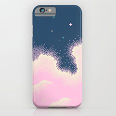 Pixel Cotton Candy Galaxy Slim Case iPhone 6