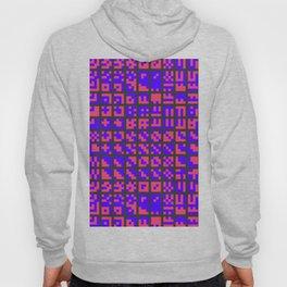 Abstract Pixel Combo Hoody
