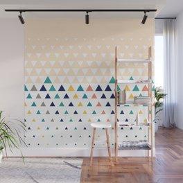 The Pyramids of Pinkla Wall Mural