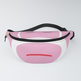 Monkey Face Fanny Pack