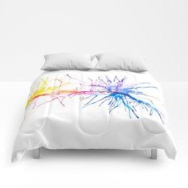 My Schizophrenia (1) Comforters