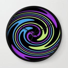 Rotating in Circles Series 01 Wall Clock
