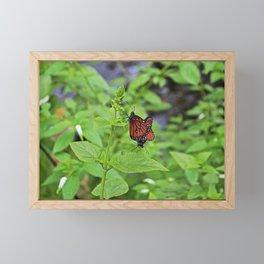 The Makeup Framed Mini Art Print