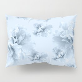 Light Blue Azalea Flower Dream #1 #floral #pattern #decor #art #society6 Pillow Sham