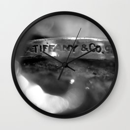 Tiffany & Co. Wall Clock