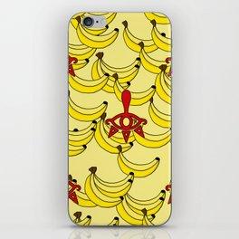 Banana Clan iPhone Skin